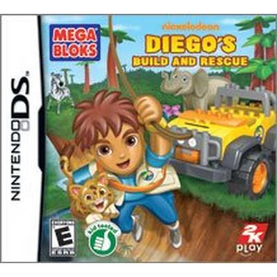 Mega Bloks Diego's Build and Rescue
