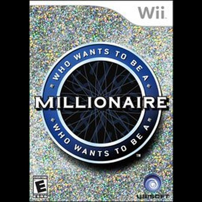 Who Wants To Be A Millionaire Nintendo Wii Gamestop