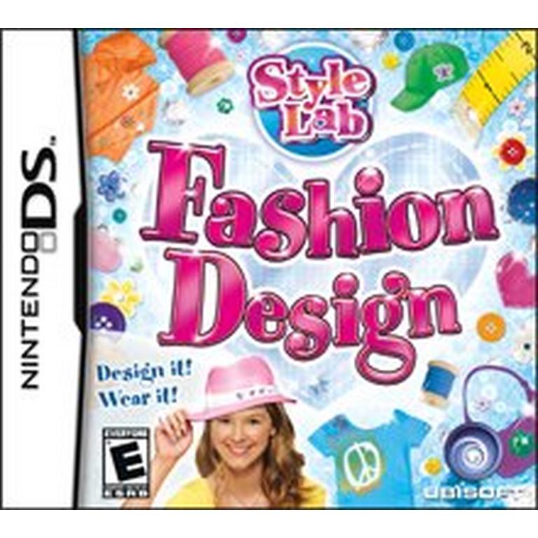 Style Lab: Fashion Design