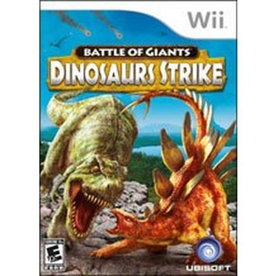 Battle of Giants Dinosaur Strike