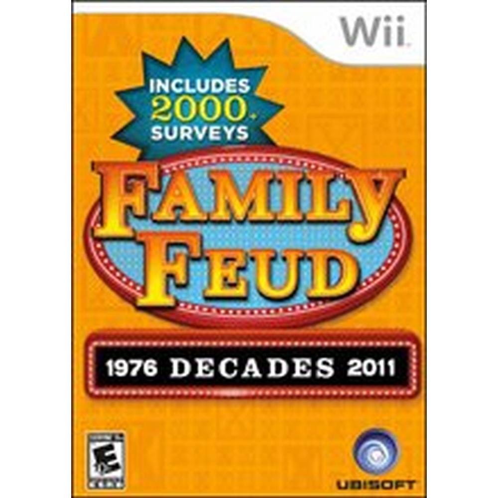 Family Feud 2011 | Nintendo Wii | GameStop