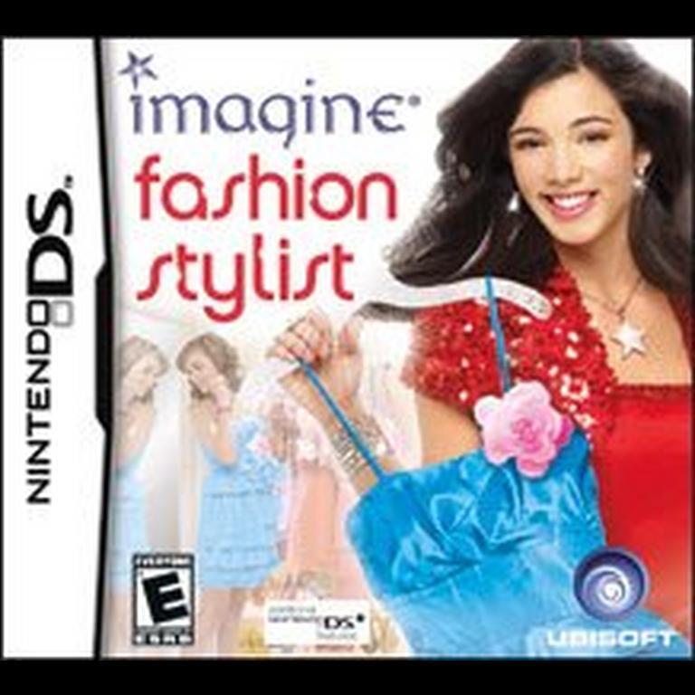 Imagine Fashion Stylist Nintendo Ds Gamestop