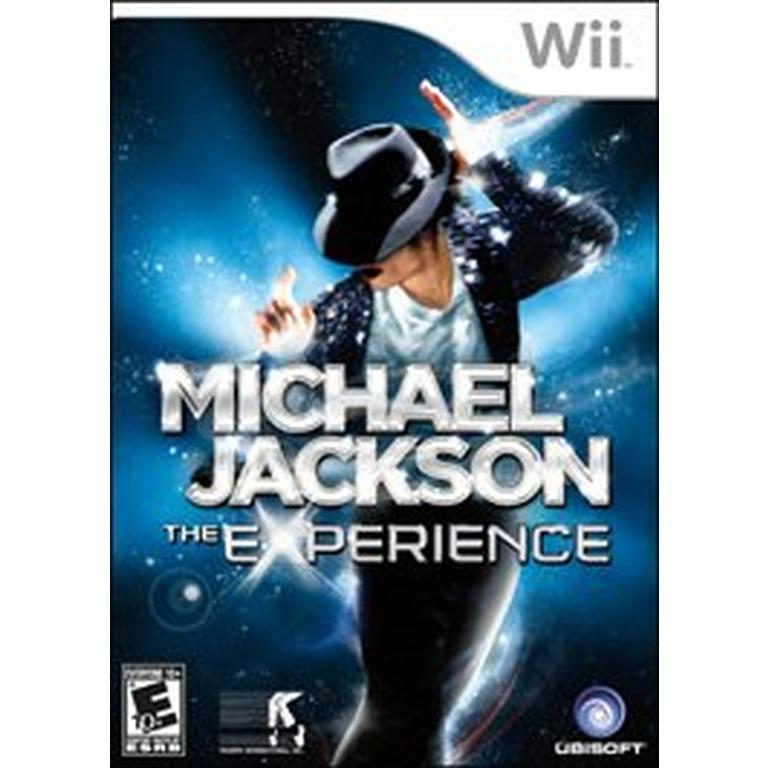 UbiSoft Michael Jackson The Experience Nintendo Wii Available At GameStop Now!