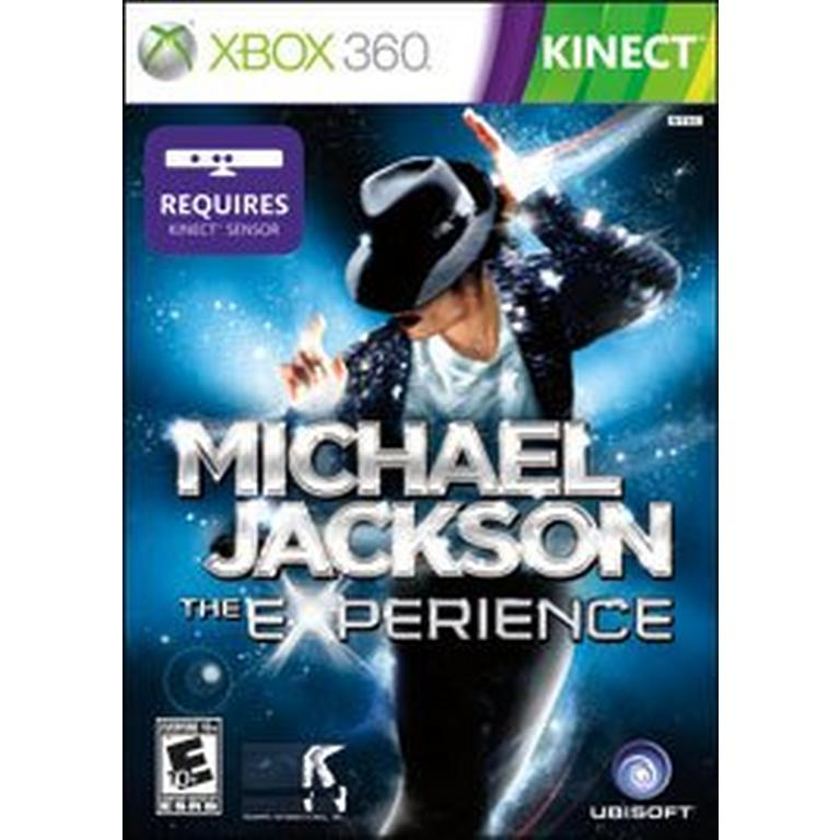 UbiSoft Michael Jackson The Experience Xbox 360 Available At GameStop Now!