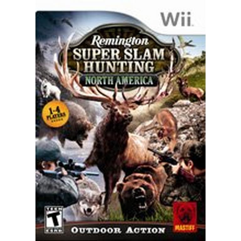 Remington Super Slam Hunting North America