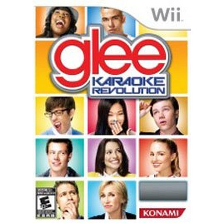Karaoke Revolution: Glee - Game Only