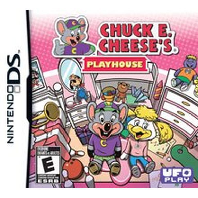 Chuck E Cheese's: Playhouse