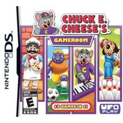 Chuck E Cheese's: Game Room