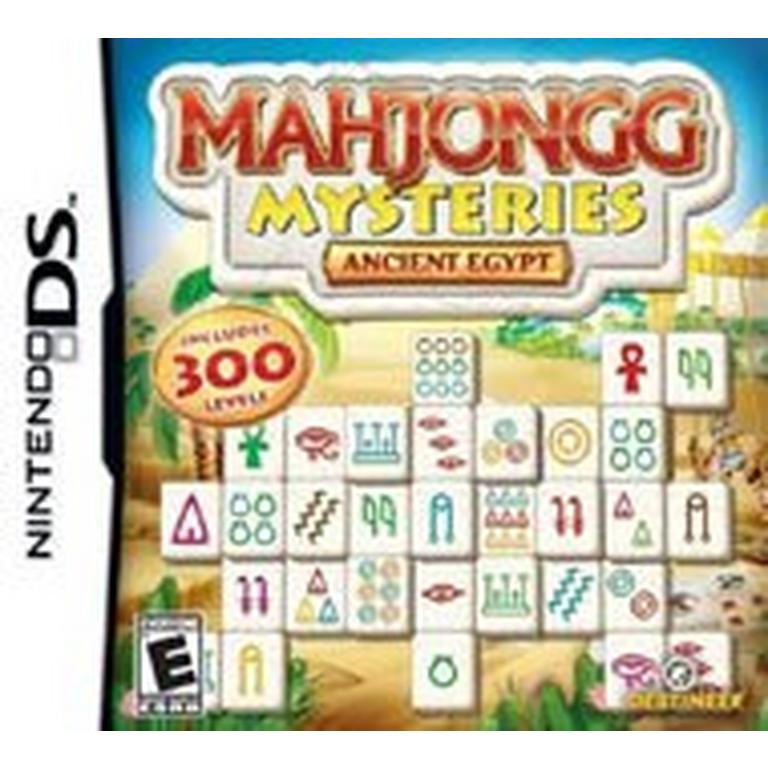 Mahjong Mysteries Ancient Egypt