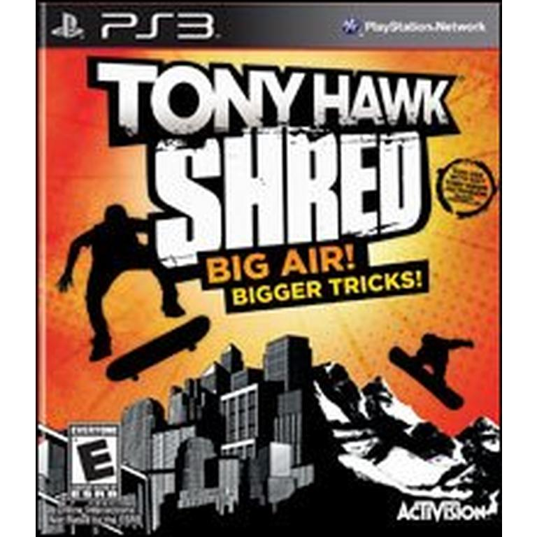 Tony Hawk: Shred (Game Only)