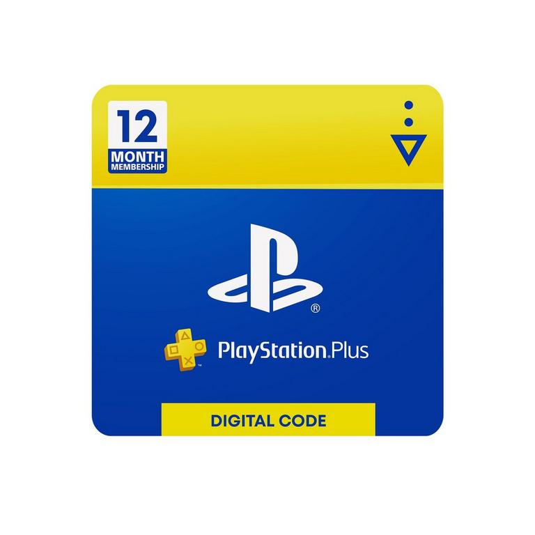 PlayStation Plus 1 Year 2020 Subscription Promo