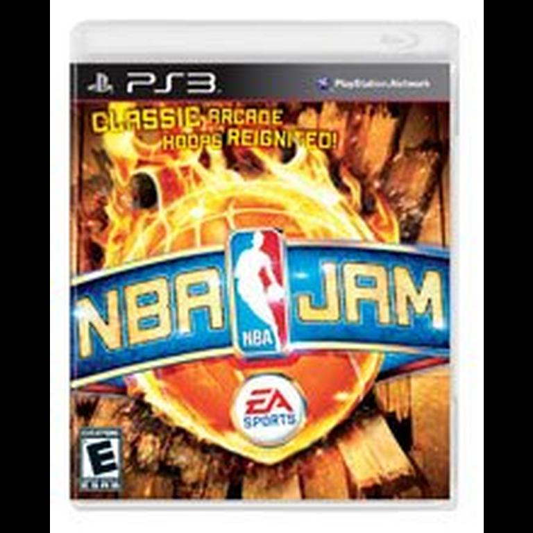 Nba Jam Playstation 3 Gamestop