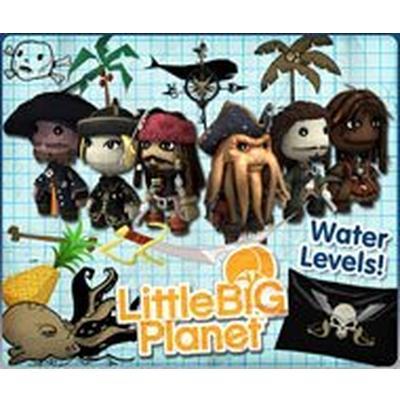 LittleBigPlanet Pirates Of The Carribean - Level Kit