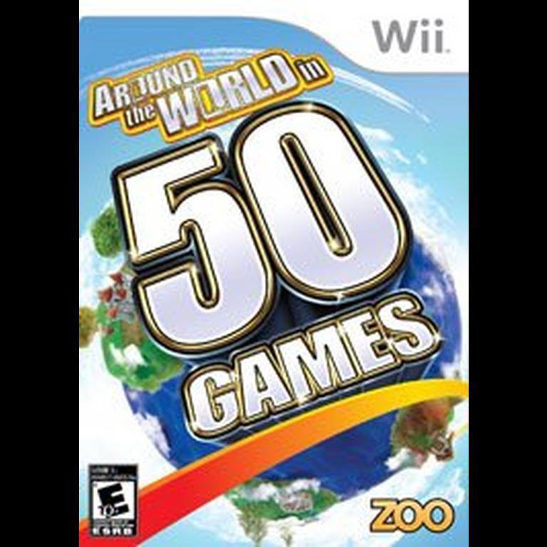 Around the World in 50 Games