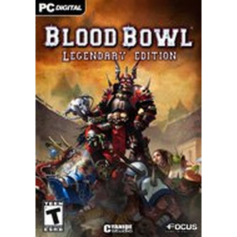 Blood Bowl Legendary Edition
