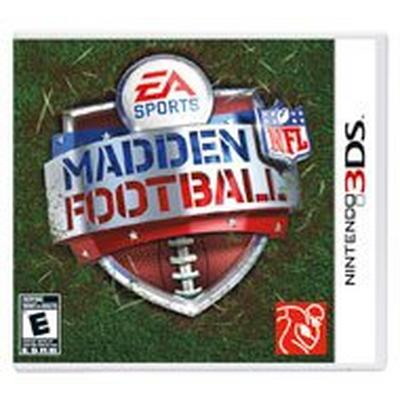 Madden NFL Football - 3DS