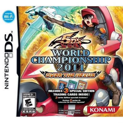 Yu-Gi-Oh! 5D's World Championship 2011