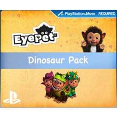 EyePet Dinosaur Pack