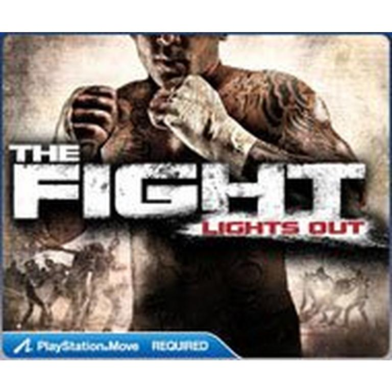 The Fight Lights Out- Bottle of Win Pack