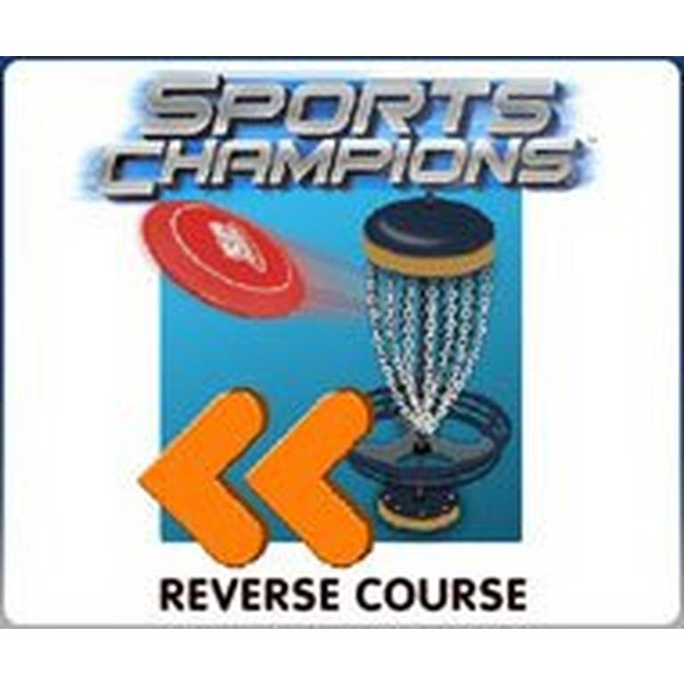Sports Champions Reverse Course