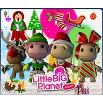 LittleBigPlanet PSP - Yuletide Sack Pack
