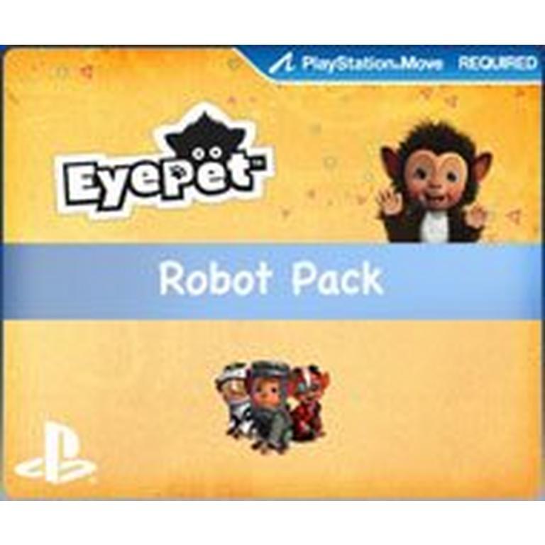 EyePet - Robot Pack