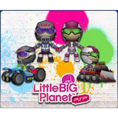 LittleBigPlanet PSP Costumes of MotorStorm