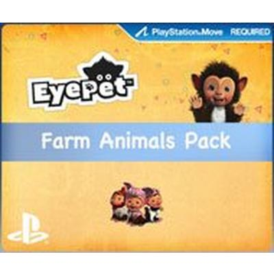 EyePet - Farm Animals Pack