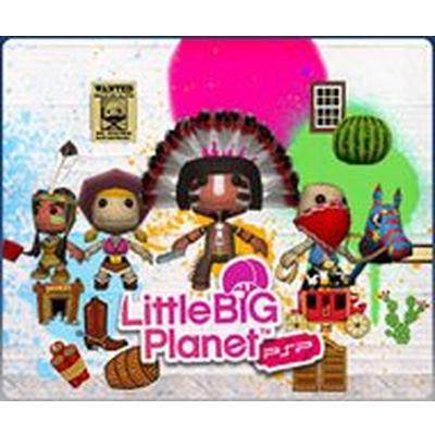 LittleBigPlanet PSP: Wild West Pack