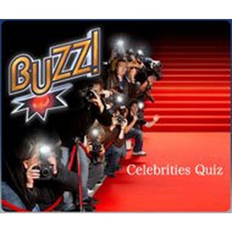 BUZZ! Celebrities Quiz
