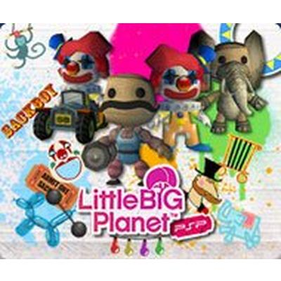 LittleBigPlanet PSP Sack Circus Extravaganza Pack