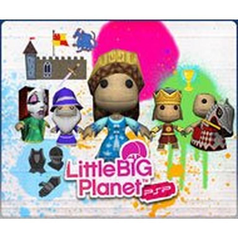 LittleBigPlanet PSP: King Arthur Pack