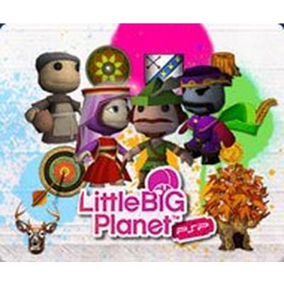 LittleBigPlanet PSP: Robin Hood Pack