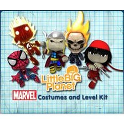 LittleBigPlanet: Marvel Costume Pack 2