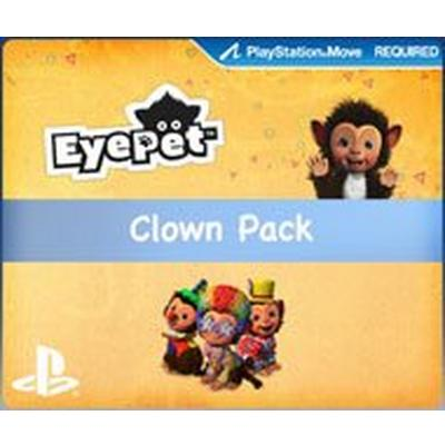 EyePet: Clown Pack