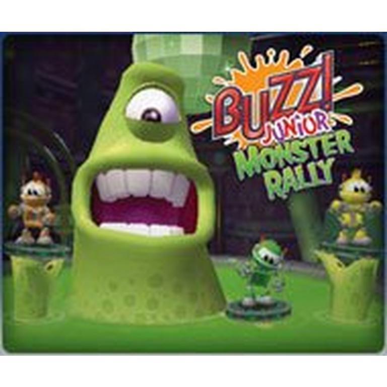 BUZZ! Junior: Monster Rally