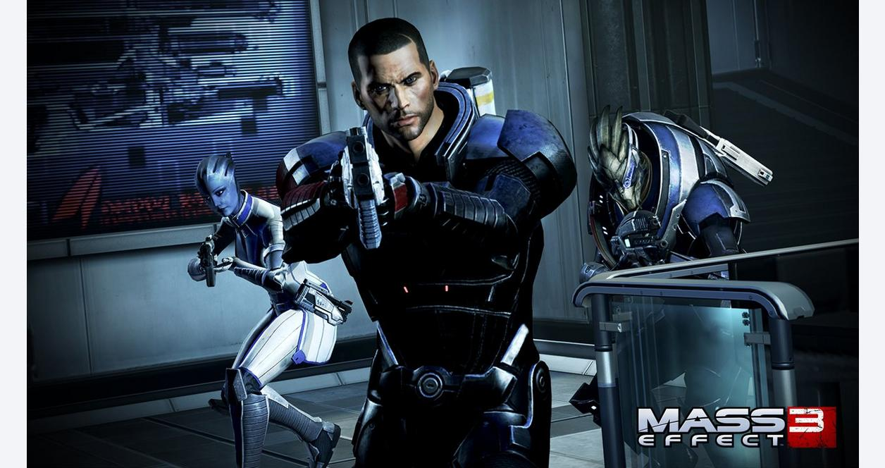 Mass Effect 3 Wii U Special Edition