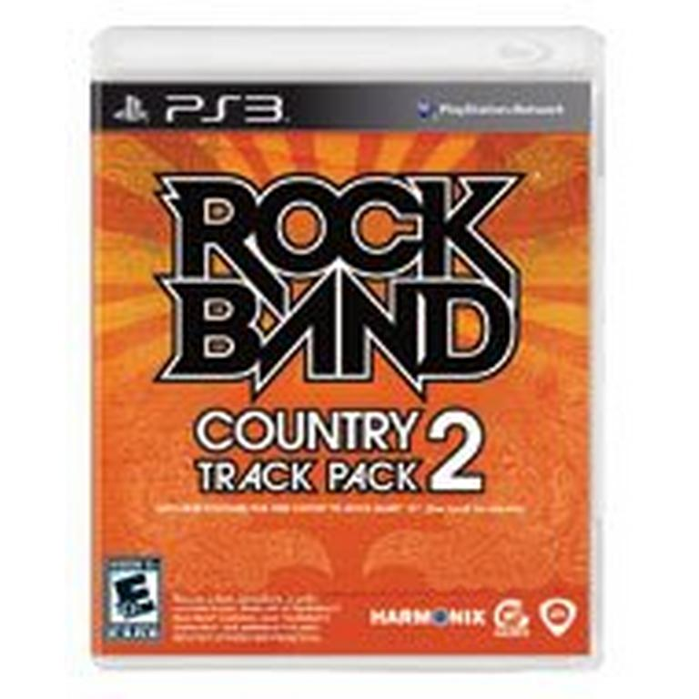 Rock Band: Country Track Pack 2