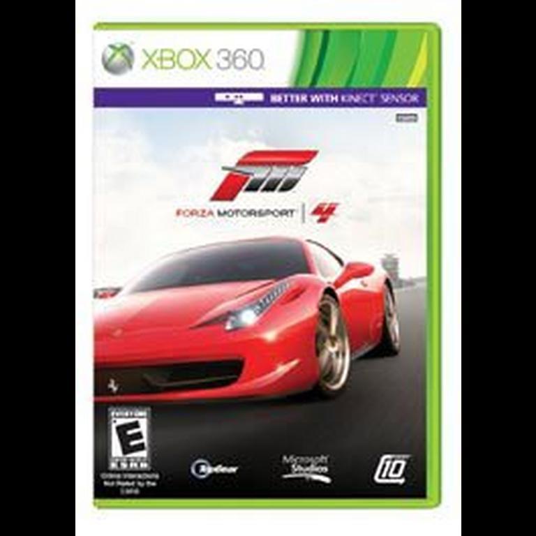 Forza 4 Xbox 360 Gamestop