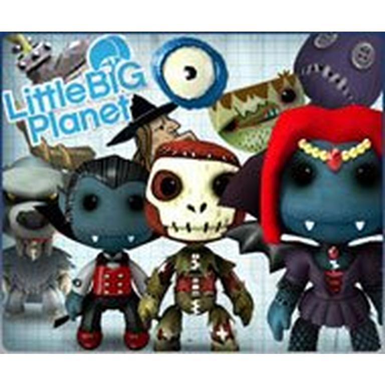 LittleBigPlanet Monsters Costumes