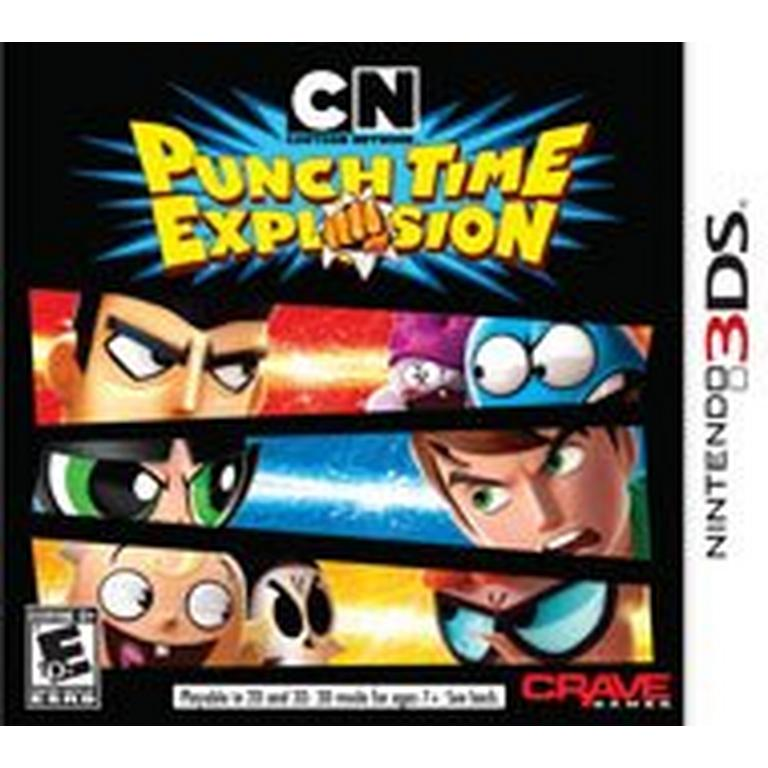 Cartoon Network: Punch Time Explosion - 3DS
