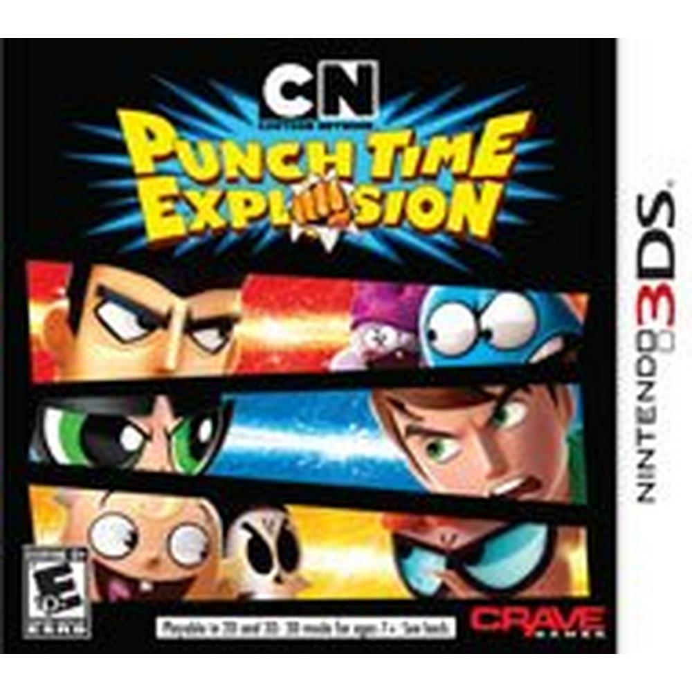 Cartoon Network: Punch Time Explosion - 3DS | Nintendo 3DS | GameStop