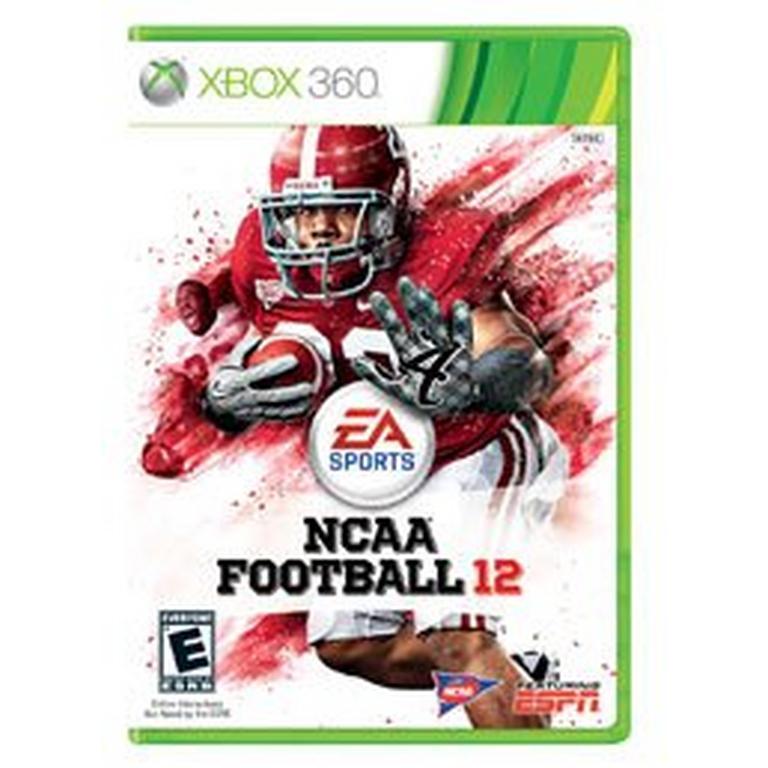 NCAA Football 2012