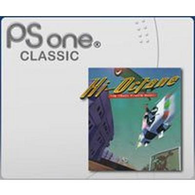 Hi-Octane: The Track Fights Back - PSOne Classic
