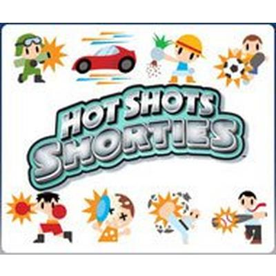 Hot Shots Shorties Blue Pack