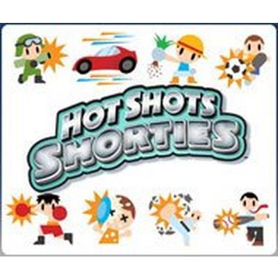 Hot Shots Shorties Blue Pack