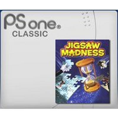 Jigsaw Madness - PSOne Classic