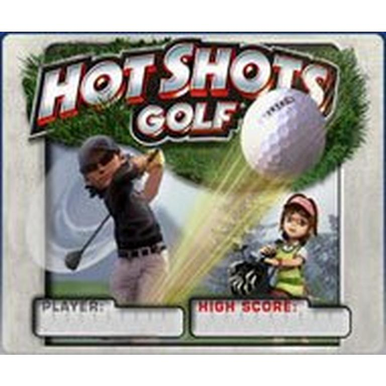 Pinball Heroes - Hot Shots Golf