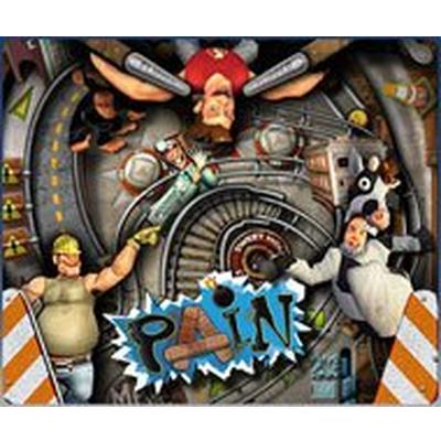 Pinball Heroes - PAIN Downtown