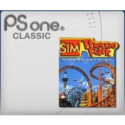 Sim Theme Park - PSOne Classic